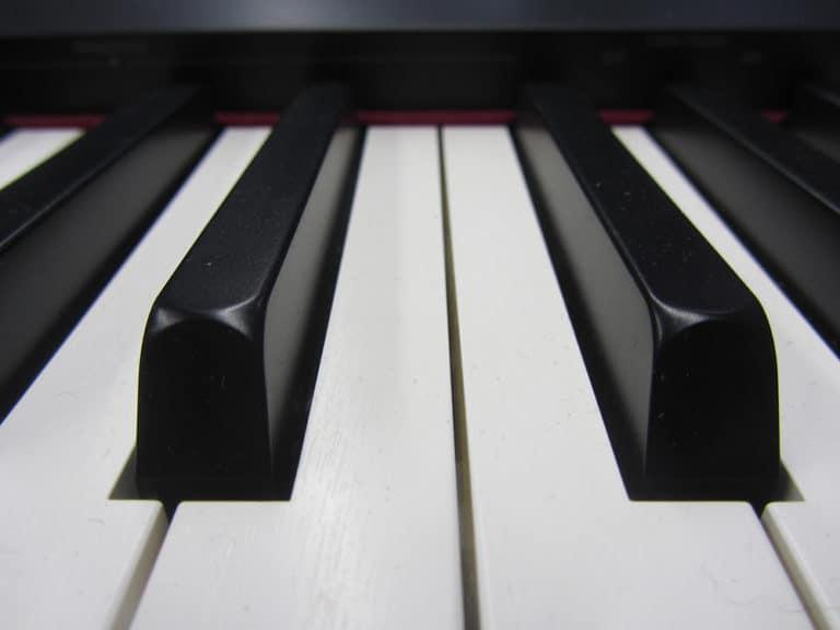 Electric PIano Keys