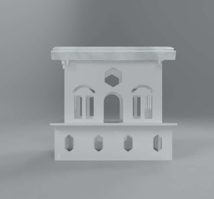 3D Building Side