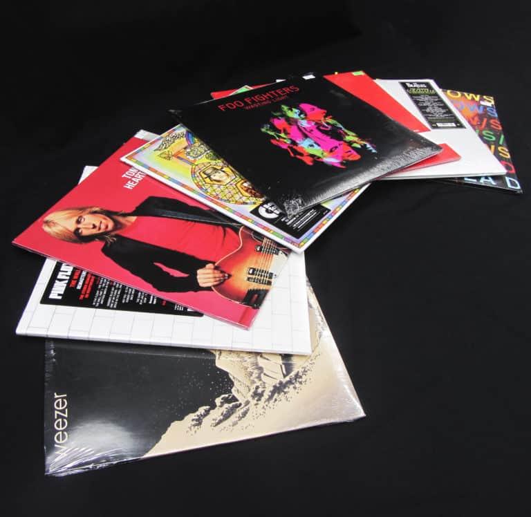 Showcasing Vinyl